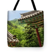 Yongmunsa Tote Bag