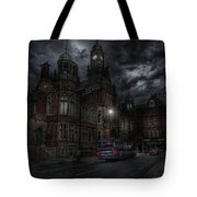 York And Selby Magistrates Court Tote Bag