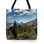 Yosemite Half Dome 0796 Tote Bag