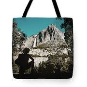 Yosemite Hiker Tote Bag