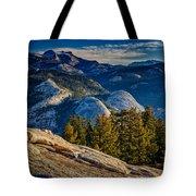 Yosemite Morning Tote Bag