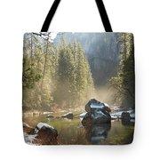 Yosemite Spring Tote Bag