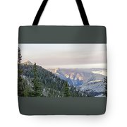Yosemite Sunrise Tote Bag
