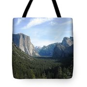 Yosemite Valley 1 Tote Bag
