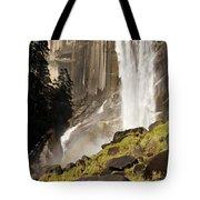 Yosemite Valley, Yosemite National Tote Bag