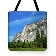 Yosemite West Valley Tote Bag