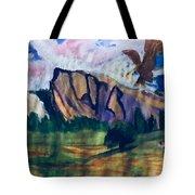 Yosemite Wildlife Tote Bag