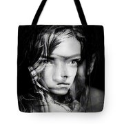 You Always Were A Thinker Mary Lou. Tote Bag