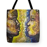 You And I  Tote Bag