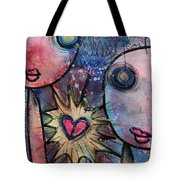 You Are Always In My Heart  Tote Bag