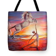 You Are Andalusian Tote Bag
