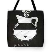 You Are Brewtiful Tote Bag