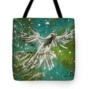 You Are His Masterpiece Tote Bag