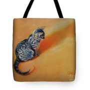 You Are My Sunshine Tote Bag by Kimberly Santini
