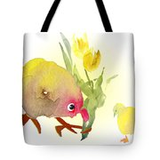 You Are The Cutest Thing Ever Tote Bag by Miki De Goodaboom