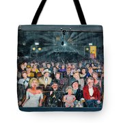 You Are The Star Mural Hollywood Tote Bag