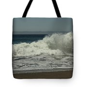 You Came Crashing Into Me Tote Bag