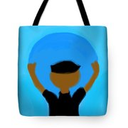 You Can Carry The Moon 102 Tote Bag