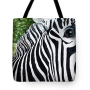 You Can Run But You Can't Hide Tote Bag