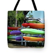 You Canoe I Can Too Tote Bag