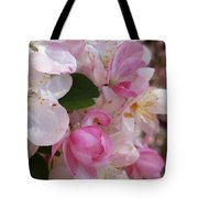 You Cant Be Crabby In Spring Tote Bag