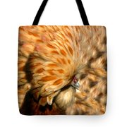 You Chicken  Tote Bag
