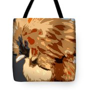 You Chicken Two Tote Bag