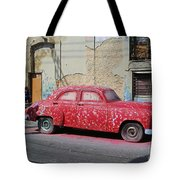 What Happened To My Respray? Tote Bag