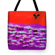 You Field Tote Bag