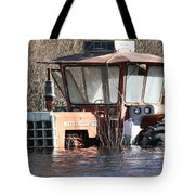 You Go Get The Tractor  Tote Bag
