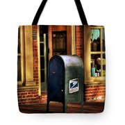You Got Mail Tote Bag by Todd Hostetter