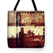 You Held My Hand Softly Through The Humid Summer Streets Tote Bag