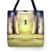 You Hold The Key Tote Bag