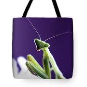 You Lookin At Me Tote Bag