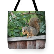 You Looking At Me Tote Bag