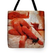 You Make Me Glow By Mary Bassett Tote Bag