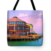 You Should See The Sunset Tote Bag