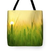 You'll Remember Me When The West Wind Moves Upon The Fields Of Barley Tote Bag