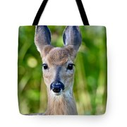 Young And Pretty Tote Bag