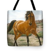 Young And Restless Tote Bag