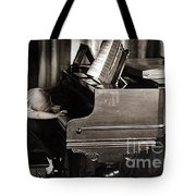 Young Beethoven Tote Bag