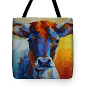 Young Blood - Longhorn Tote Bag