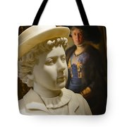Young Boy Tote Bag