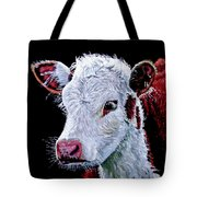 Young Bull Tote Bag