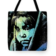 Young Child Tote Bag