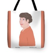 Young Davy Tote Bag