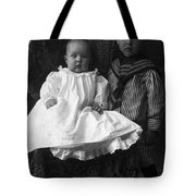 Young Ernest Lawrence And Brother, 1904 Tote Bag