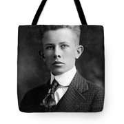 Young Ernest Lawrence Tote Bag