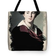 Young Faces From The Past Series By Adam Asar, No 10 Tote Bag