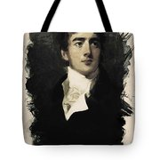 Young Faces From The Past Series By Adam Asar, No 38 Tote Bag